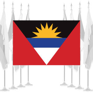 Antigua and Barbuda Ceremonial Flags