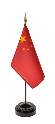 China Small Flags