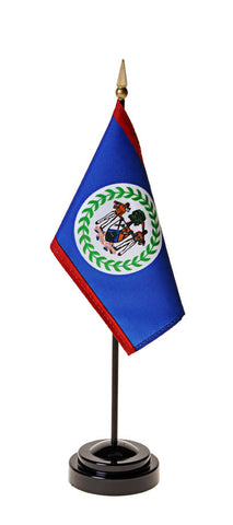 Belize Small Flags