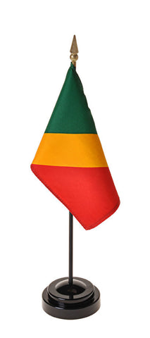 Congo Small Flags