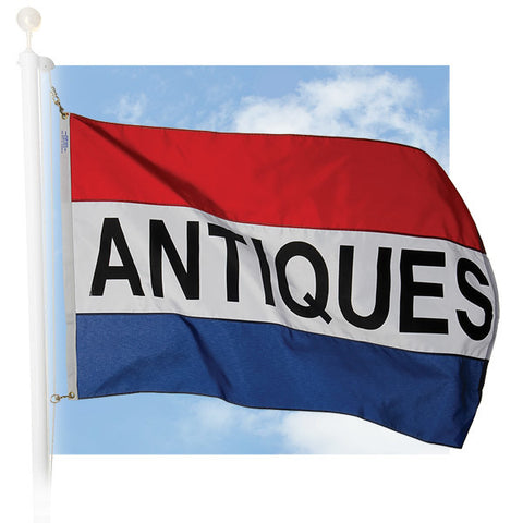 Message Flags - Antiques