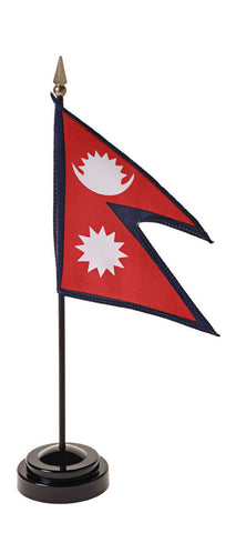 Nepal Small Flags