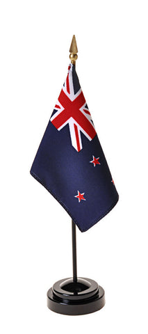 New Zealand Small Flags