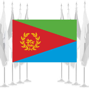 Eritrea Ceremonial Flags