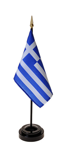 Greece Small Flags