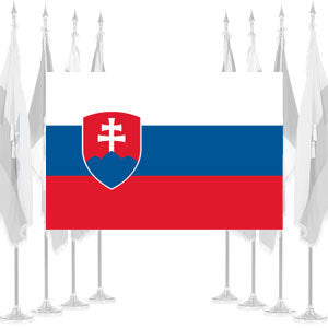 Slovak Republic Ceremonial Flags