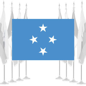 Micronesia Ceremonial Flags