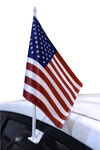 U.S. Car Window Flag