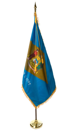 Delaware Ceremonial Flags and Sets