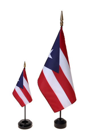 Puerto Rico Small Flags