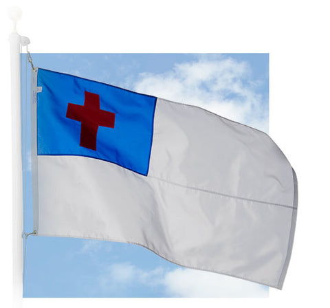 Christian Outdoor Flags