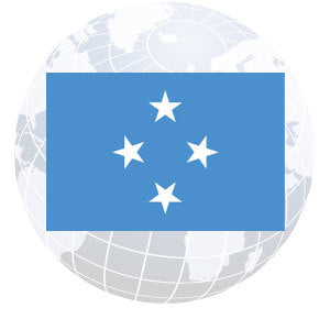 Micronesia Outdoor Flags