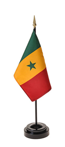 Senegal Small Flags