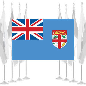 Fiji Ceremonial Flags