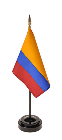 Colombia Small Flags