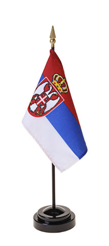 Serbia Small Flags