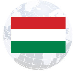 Hungary Outdoor Flags