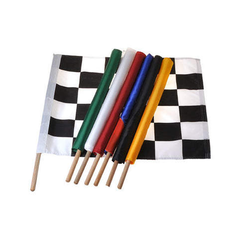 Official Motor Racing Flag Set