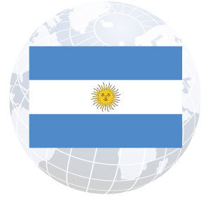 Argentina Government Outdoor Flags