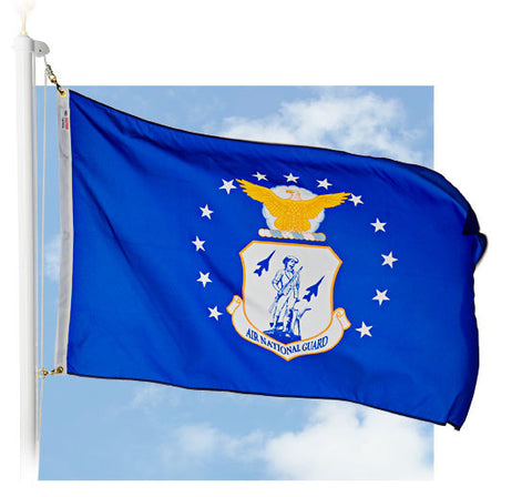 Air Force National Guard Outdoor Flags
