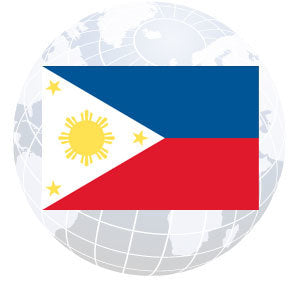 Philippines Outdoor Flags
