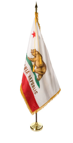 California Ceremonial Flags and Sets
