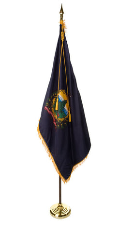 Vermont Ceremonial Flags and Sets
