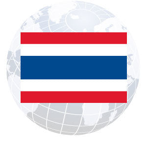 Thailand Outdoor Flags