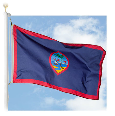 Guam Outdoor Flags