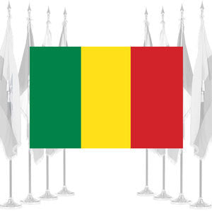 Mali Ceremonial Flags