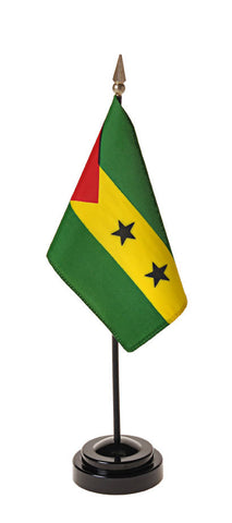 Sao Tome and Principe Small Flags