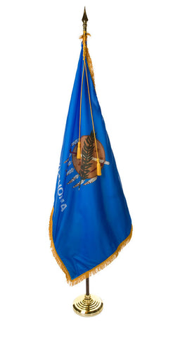 Oklahoma Ceremonial Flags and Sets