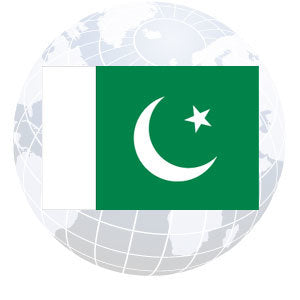Pakistan Outdoor Flags