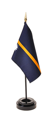 Nauru Small Flags