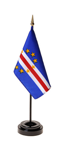 Cape Verde Small Flags