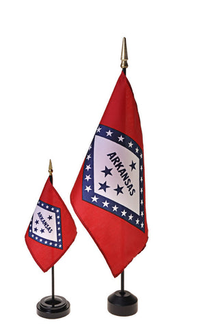 Arkansas Small Flags