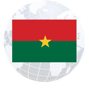 Burkina Faso Outdoor Flags