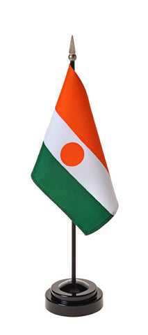Niger Small Flags