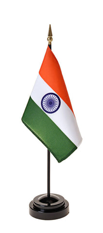 India Small Flags
