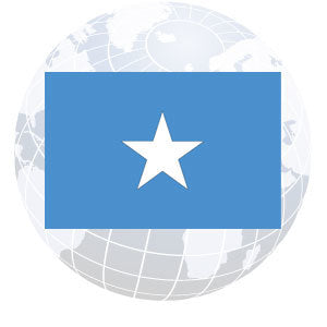 Somalia Outdoor Flags