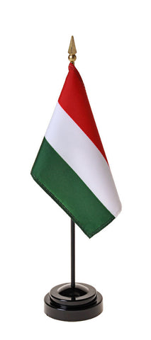 Hungary Small Flags