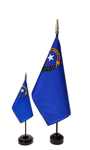 Nevada Small Flags