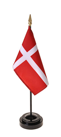 Denmark Small Flags