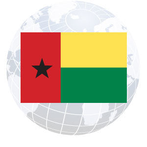Guinea-Bissau Outdoor Flags