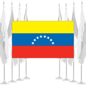 Venezuela Civil Ceremonial Flags