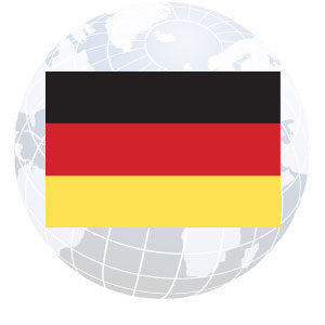 Germany Outdoor Flags