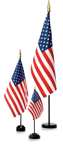 Premium American Stick Flags