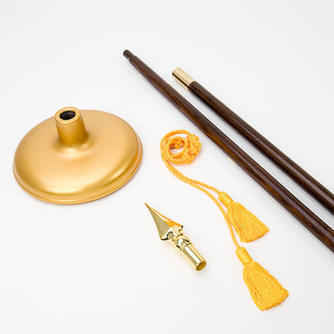 Ceremonial Spear Display Set - Presidential