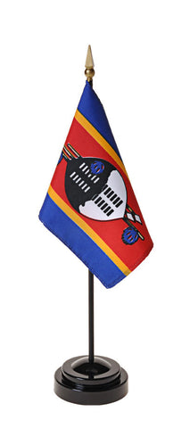Swaziland Small Flags