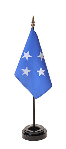 Micronesia Small Flags